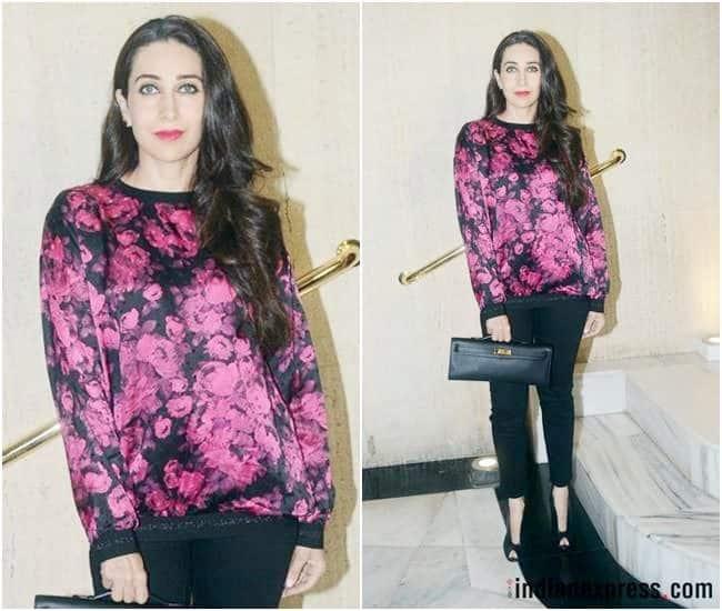 fashion hits and misses, Priyanka Chopra, Janhvi Kapoor, Kareena Kapoor Khan, Karisma Kapoor, Sara Ali Khan, Yami Gautam, Malaika Arora, celeb fashion, bollywood fashion, indian express, indian express news