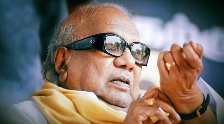 Karunanidhi: Tamil Nadu politics' ultimate comeback man