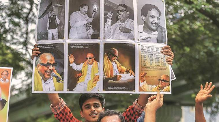 Karunanidhi passes away at 94, pall of gloom descends on his native village