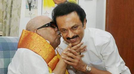 Stalin pens poem to Karunanidhi: 'This one time, can I call youAppa?'