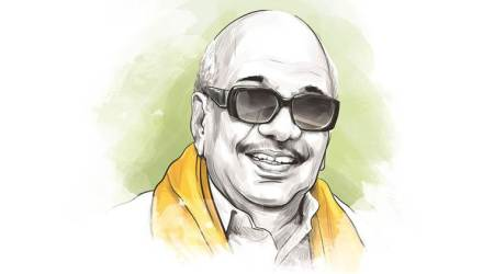karunanidhi, m karunanidhi, karunanidhi death, Karunanidhi dies, Karunanidhi passes away, who was Karunanidhi, dmk, Kalaignar, tamil nadi, mk stalin, M K Alagiri, india news, indian express news