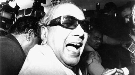 Karunanidhi, Karunanidhi passes away, Karunanidhi dies, karunanidhi death, karunanidhi legacy, DMK, Karunanidhi in politics, indian express