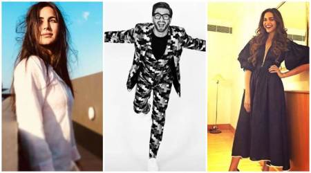 Have you seen these photos of Katrina Kaif, Ranveer Singh and Deepika Padukone?