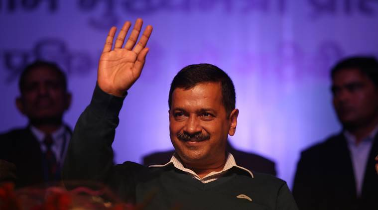 "The complaint had alleged that Arvind Kejriwal, while addressing a press conference on November 11, had made ""false, fabricated and defamatory allegations"" against Chandra."