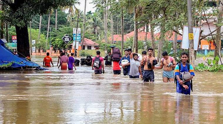Image result for Thai financial assistance to the floods of Kerala