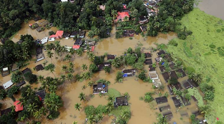 Kerala floods, AS Roma, Kerala floods AS Roma, kerala floods foreign donations, kerala floods foreign aid, disaster aid policy, kerala disaster relief funds, kerala floods football donation, football news, indian express