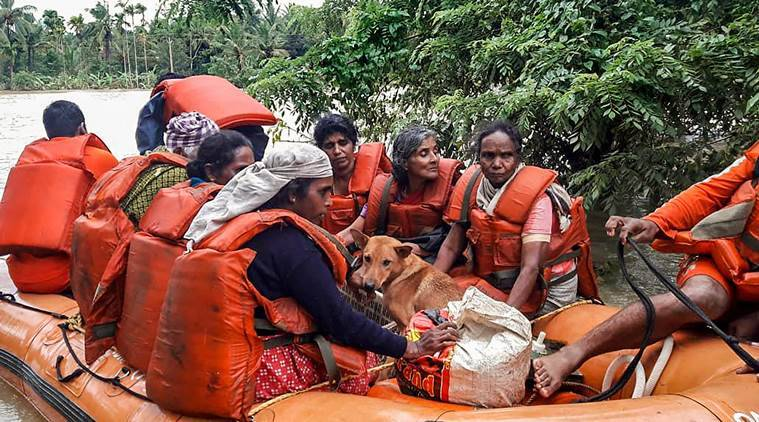 Kerala floods: How to help those affected by rain