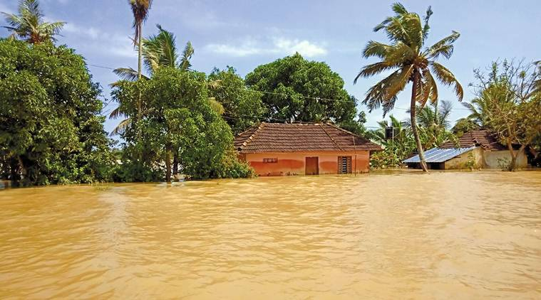 Kerala floods, Kerala rains, Kerala flood relief, Kerala monsoon rains death, Kerala floods death, Pinarayi Vijayan, Kerala floods donation, indian express