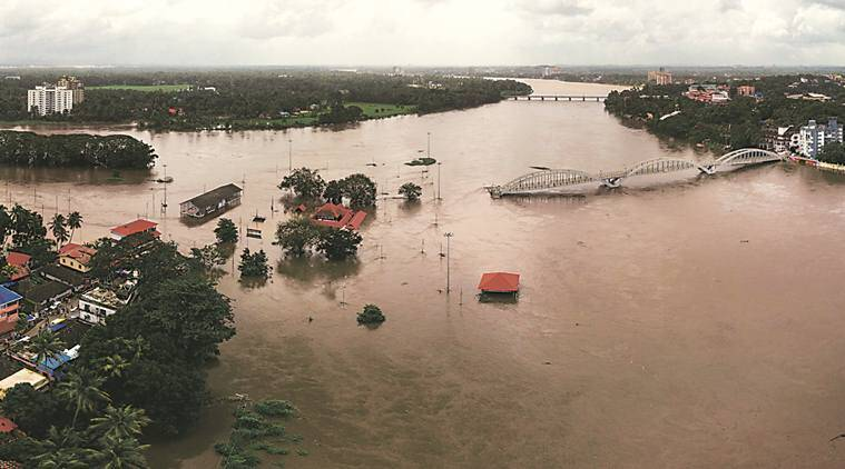 Kerala: Over 10,000 people along Periyar river moved to relief camps