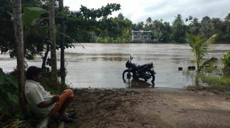 Heavy rain in Kerala after two-daylull