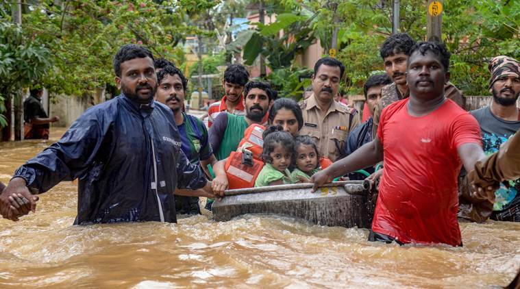 Kerala floods: How to contribute to CM's Distress Relief Fund