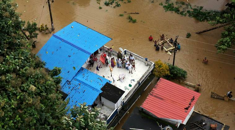 Kerala floods: Kochi naval airstrip offered for civilian ops