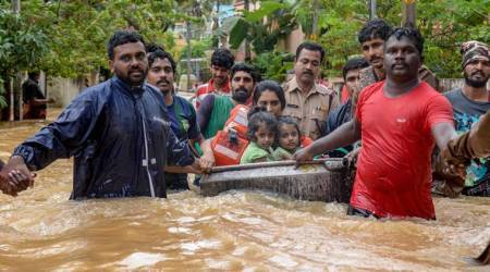 Kerala rains LIVE: Nearly 70 dead as flood bring state to standstill, schools shut today