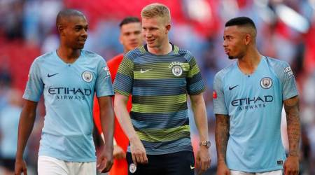 Kevin de Bruyne, Raheem Sterling available for Manchester City's trip to Arsenal