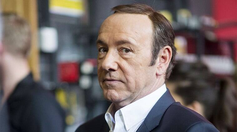 Kevin Spacey's latest film earns only 126 dollars on opening day