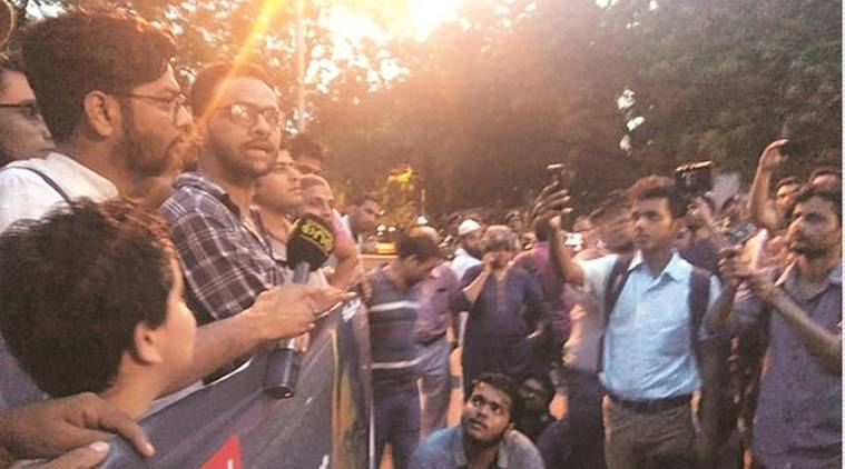 Umar Khalid: Government has helped kill every fear in me