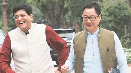 Not refugees, Rohingya involved in illegal acts: KirenRijiju