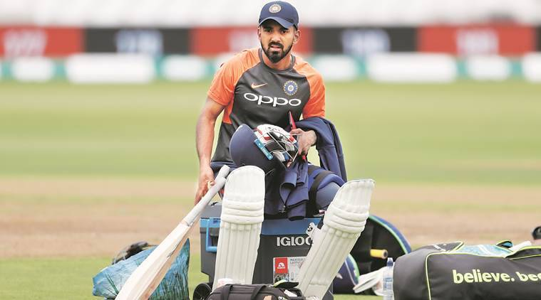 Opener Kl Rahul Who Was Touted To Thrive In English Conditions Has Managed Only  Runs In Four Innings So Far Source Reuters