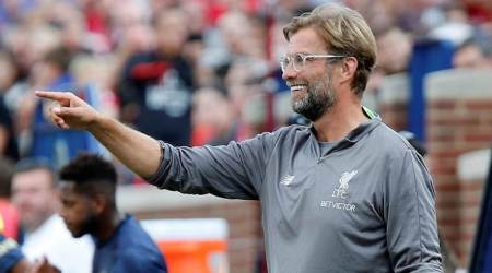 Jurgen Klopp admits Liverpool's defensive concerns ahead of Premier League opener