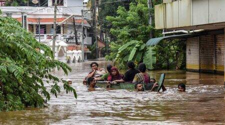 Kerala floods LIVE updates: Over 90 dead as state battles worst flood in history, Centre shores up relief efforts