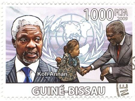 Kofi, Annan, united nations, nobel prize