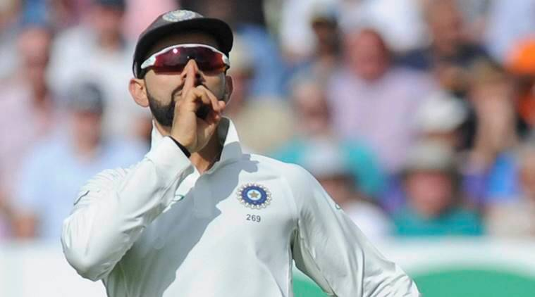 WATCH: Virat Kohli responds to Joe Root with his own mic drop moment