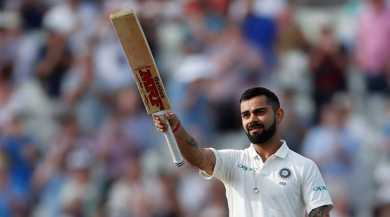 Edgbaston knock second to Adelaide, says Virat Kohli