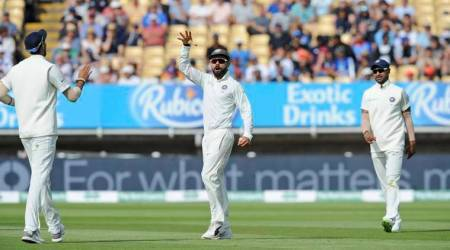 India vs England: Virat Kohli's 'mic drop' celebrations make for entertaining cricket, says Joe Root