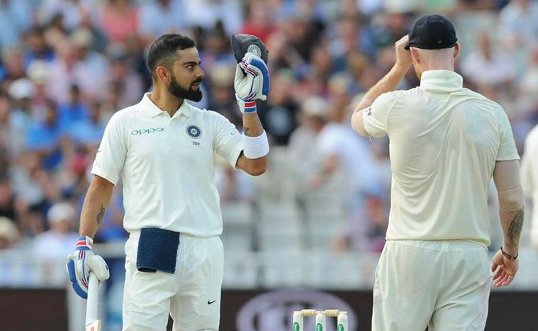 Virat Kohli scored total 200 runs in the first Test match at Edgbaston. (Photo - getty)