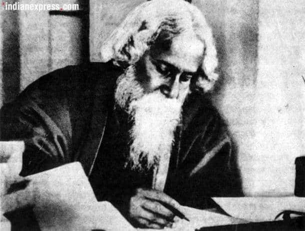 Rabindranath Tagore's 77th death anniversary: Rare photos of 'Gurudev' with Mahatma Gandhi