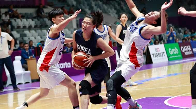 asian games basketball
