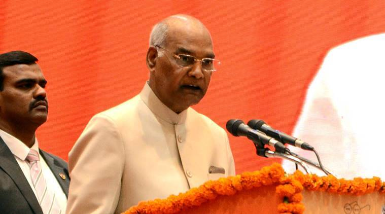 Officers of Audit and Accounts Service guardians of public trust, financial prudence: President Kovind