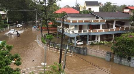In pictures: Flood devastates Kerala, heavy rain in Himachal