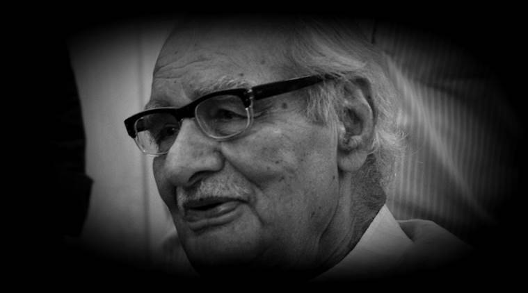 kuldip nayar, kuldip nayar journalist, kuldip nayar books, kuldip nayar passes away at 95, kuldip nayar emergency, emergency in india, indira gandhi, 1984 sikh riots, indian express news