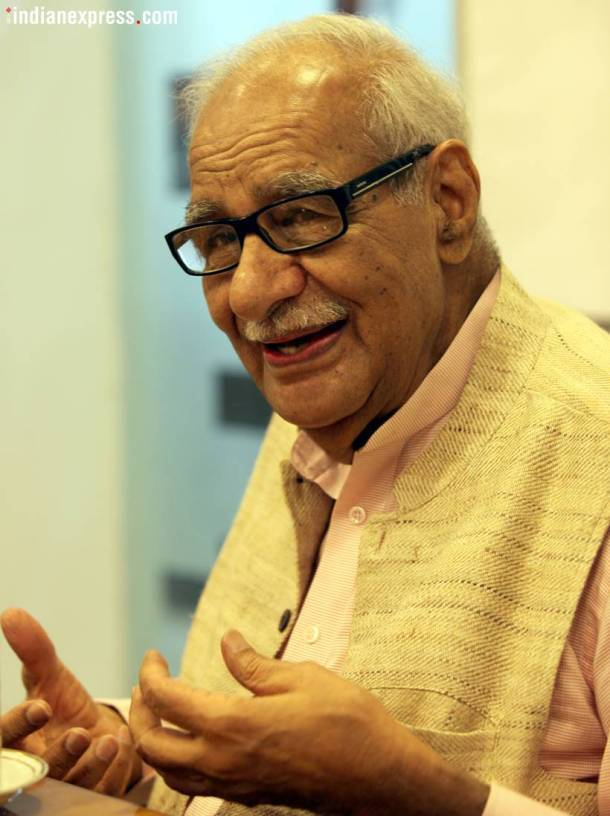 Veteran journalist Kuldip Nayar passes away at 95