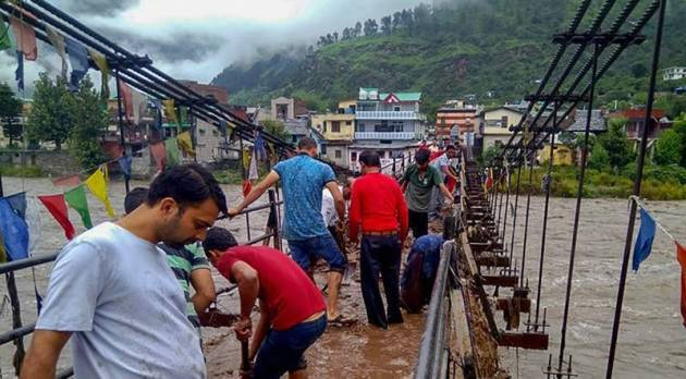 Floods, rains and landslides: Here's how the weather fared across India