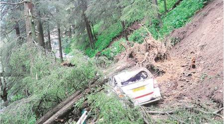 Rain pounds Himachal: 16 killed in past 24hours