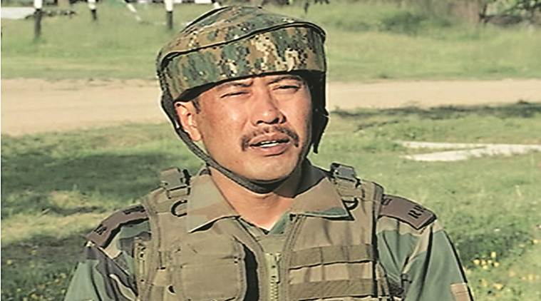 Major Gogoi shifted out of his unit, 'attached' to formation HQ for Summary of Evidence