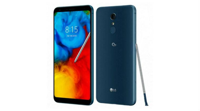 LG Q8 2018 Wallpapers: LG Q8 (2018) With Stylus And LG Pay Support Launched
