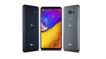 LG V40 ThinQ images leaked; show notched display and fivecameras