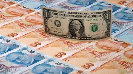 Turkish lira weakens to 5.86, US warns of more sanctions