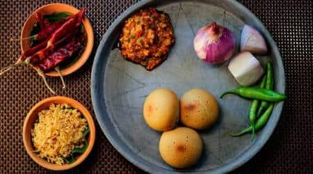bihar, bihar food, bihar food items, bihar meals, bihar recipes, food, food recipes, litti chokha, Patna-born chef Nandita Karan, food from bihar, indian express, indian express news