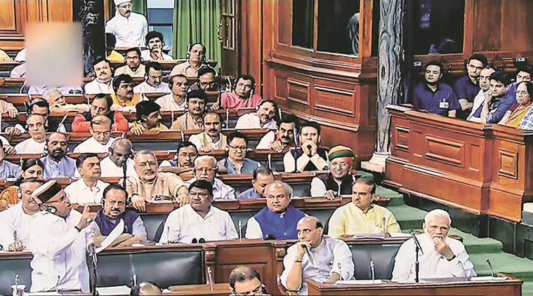 Lok Sabha passes Bill to give constitutional status to OBC panel, Congress criticised