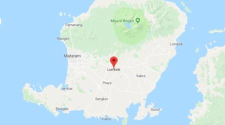 Indonesia's Lombok island jolted by multiplequakes