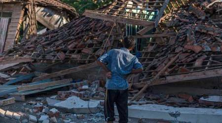Nearly 400 killed due to earthquake in Indonesian island ofLombok