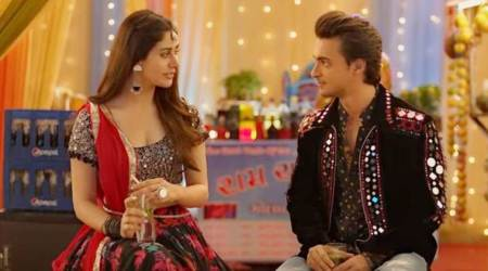 loveratri trailer