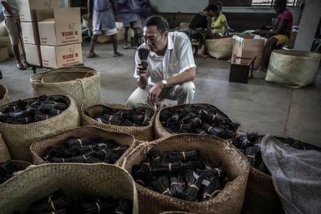 Vanilla's spiralling price brings Madagascar unexpected riches, and violentcrime