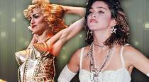 Madonna turns 60: Cone bras to neon bangles, a look at her raunchy fashion history