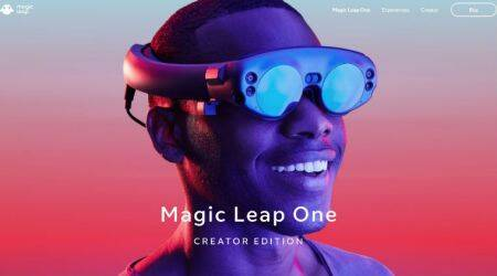 Magic Leap, Magic Leap headsets, mixed reality headsets, HTC Vive, interactive VR, VR headsets, Facebook Oculus, augmented reality, Microsoft HoloLens, spatial computing