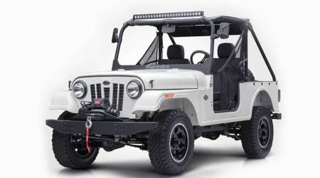 Fiat Chrysler looking to block Mahindra Jeep knock-off in US
